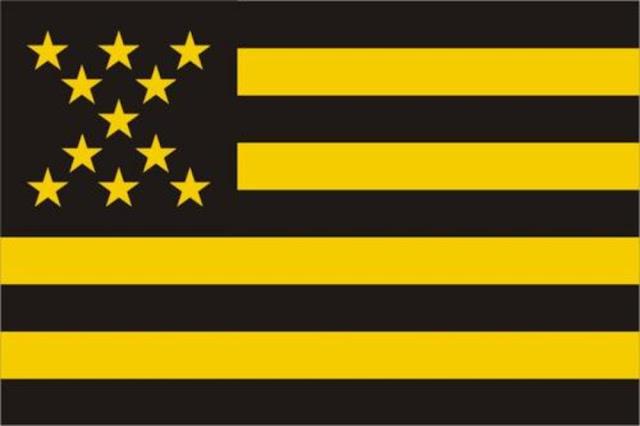Bandera De Pe  Arol Club De Footboll