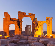 Is Syria leading to destruction of its major historical sites?