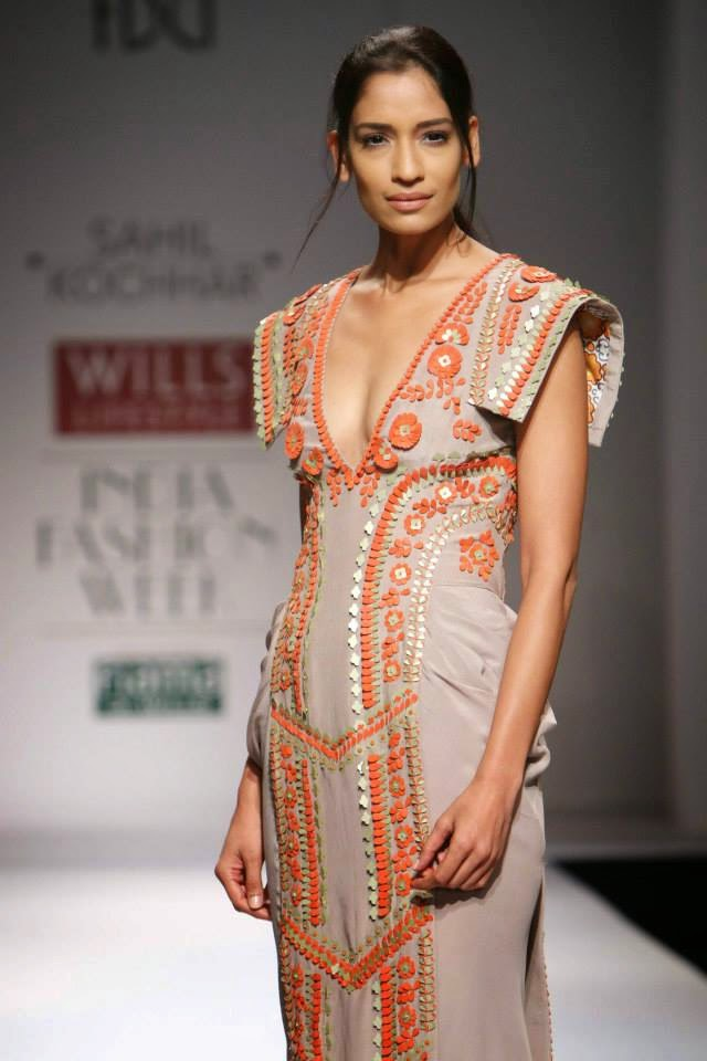 Wills Lifestyle India Fashion Week Spring/Summer 2015 | Show