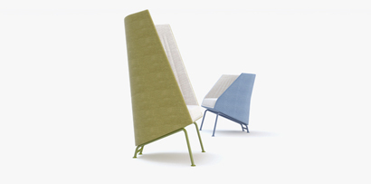 steel chair design