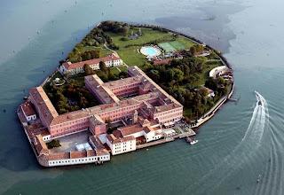 Венеция: фото с высоты