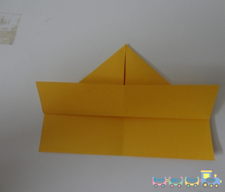 How To Fold A Paper Boat 3