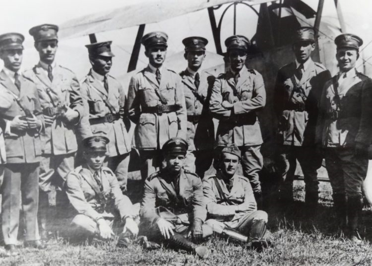 1ª turma de Aviadores do Exército - 100 anos