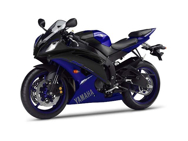 Yamaha YZF R6 2014