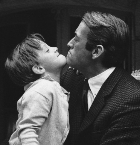 Gregory Peck's Son