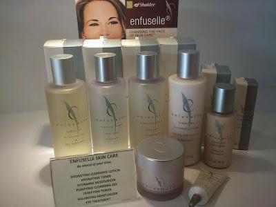 produk penjagaan wajah enfuselle
