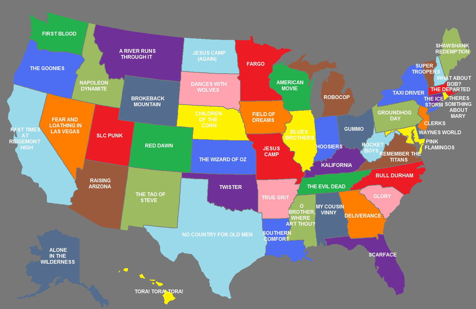 Clipart United States Map With Capitals And State Names Big Blank - Map of the 50 states of usa