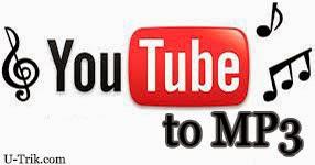 Merubah viedo youtube menjadi format mp3