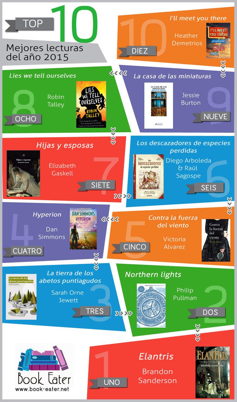 Mejores lecturas 2015