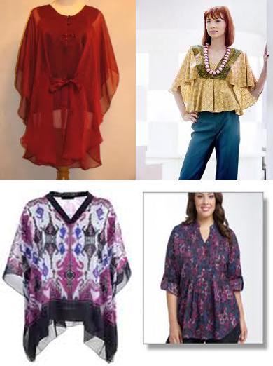 Stylist Generation Baju Kaftan Untuk Sehari Hari