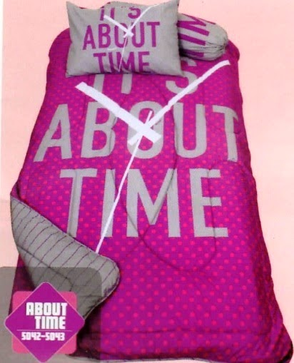My Love Teen - About Time http://www.grosirsprei-murah.com/