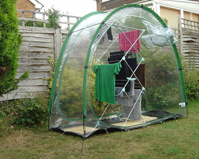 laundry dome for back yard