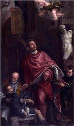 ST. PANTALEON, Miraculous exemplar of CHARITY