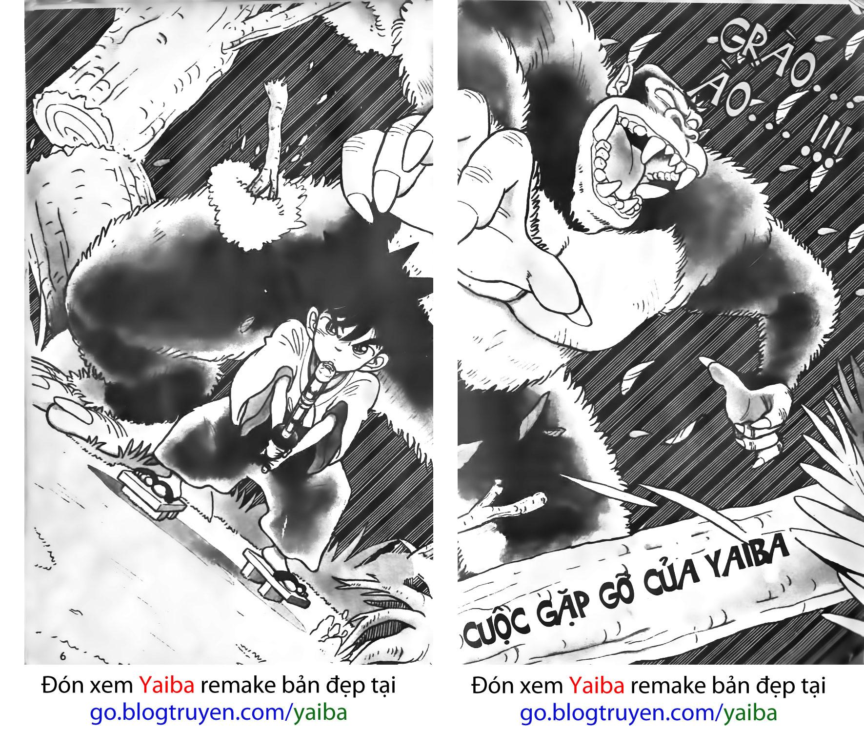 Yaiba chap 1 Trang 4 - Mangak.info