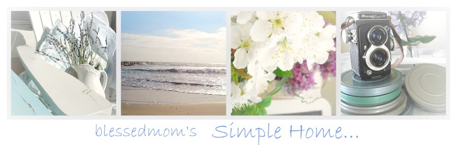 Blessedmoms Simple Home