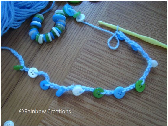 Crochet Chain Stitch