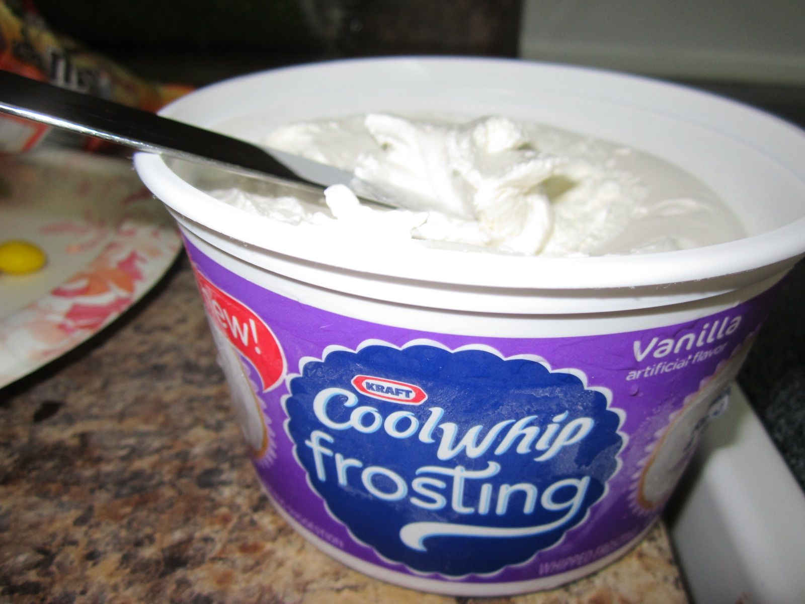 Our Hope Is In The Lord: KRAFT COOL WHIP FROSTING #COOLWHIPFROSTING # ...