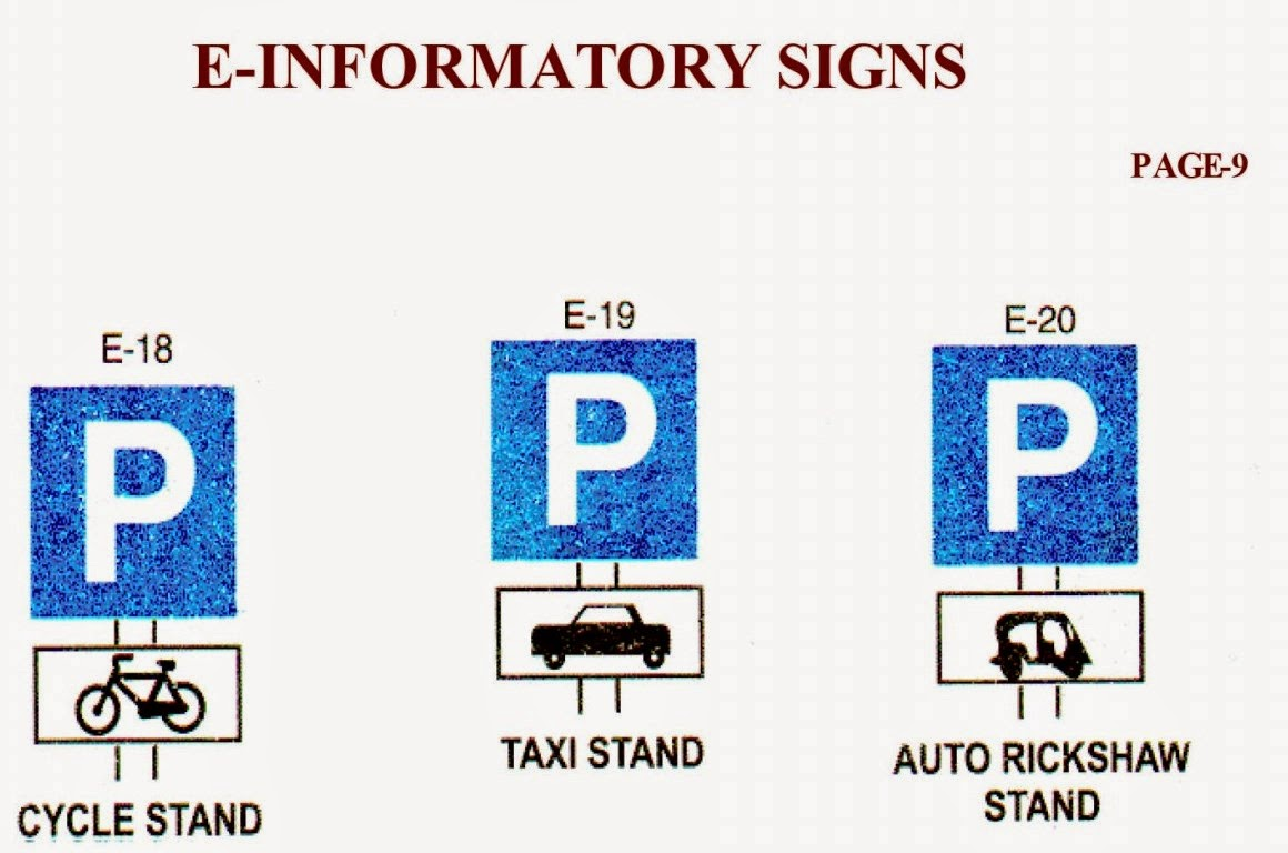Rto learners licence traffic signs what when why how model question papers buycottarizona Image collections