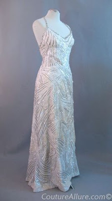 Vintage Couture Evening Gowns