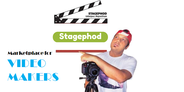 StagePhod - Video Maker Aggregator Starup