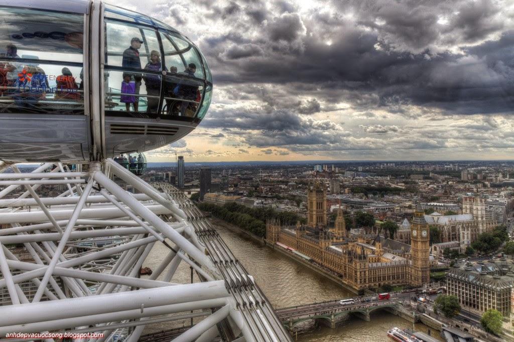 Thủ đô Luân Đôn, Anh (London, England) 12