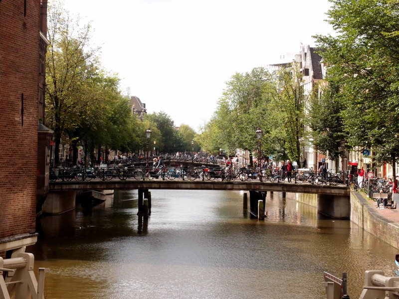 Bruggetje Amsterdam