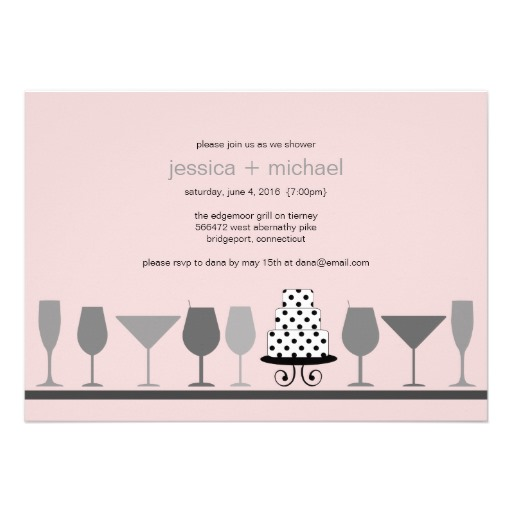sex and the city bridal shower invitations