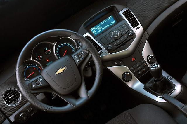 Chevrolet Cruze Sport LTZ Hatch - Painel