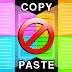 Anti Copy Paste, Anti Plagiarism
