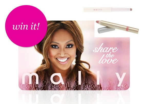 mally makeup giveaway