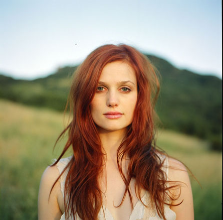 beautiful red hair frenzy - emo