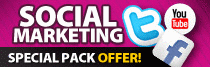 Social Marketing Pack from Nigeria's # 1 Website Design, SEO, PPC, Company