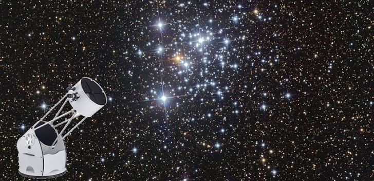 Vamos mostrar e pesquisar sobre tudo que ajude a desvendar o Universo e seus segredos.