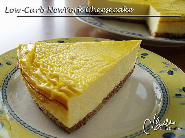 Tarta de queso - Cheescake Dieta Dukan
