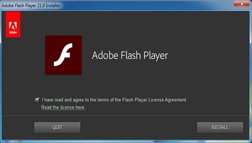 برنامج فلاش بلاير للكمبيوتر xp