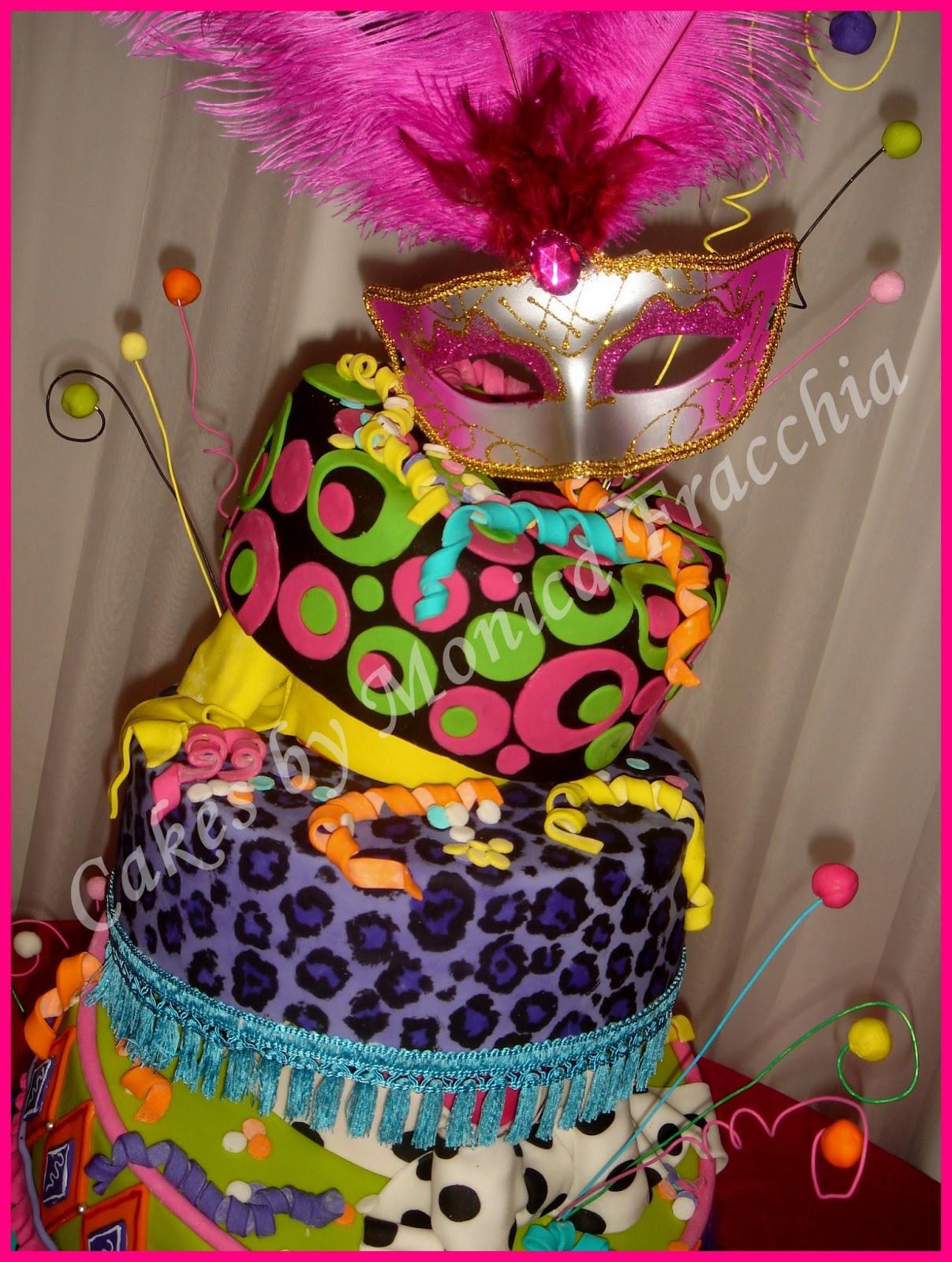Especial De Tortas Con Temática Hawaiana Fiesta101