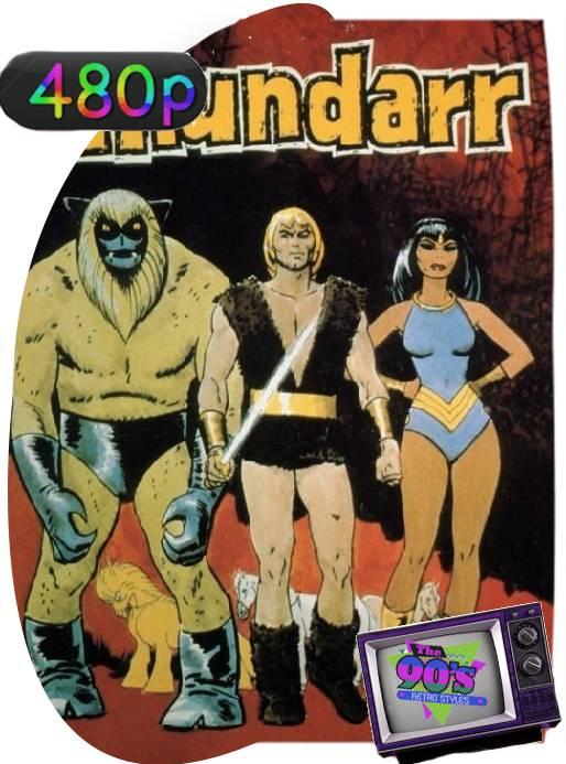 Thundarr, El Barbaro (1980) 21/21 [480p] [Latino] [GoogleDrive] [RangerRojo]