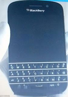 Penampakan Wujud Blackberry N-Series