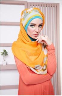 Aneka Desain Hijab Modern Zoya Terbaru