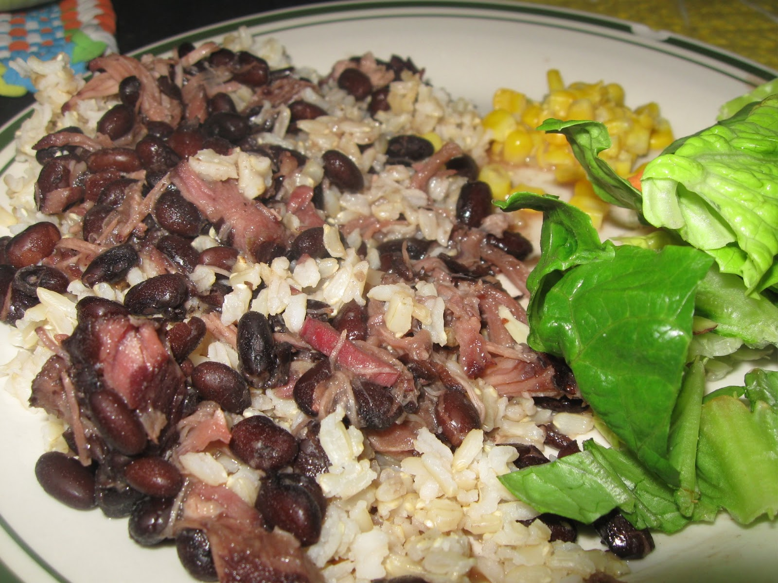 Sisters' Sweet Tooth: Brazilian Beans And Rice (Feijoada)