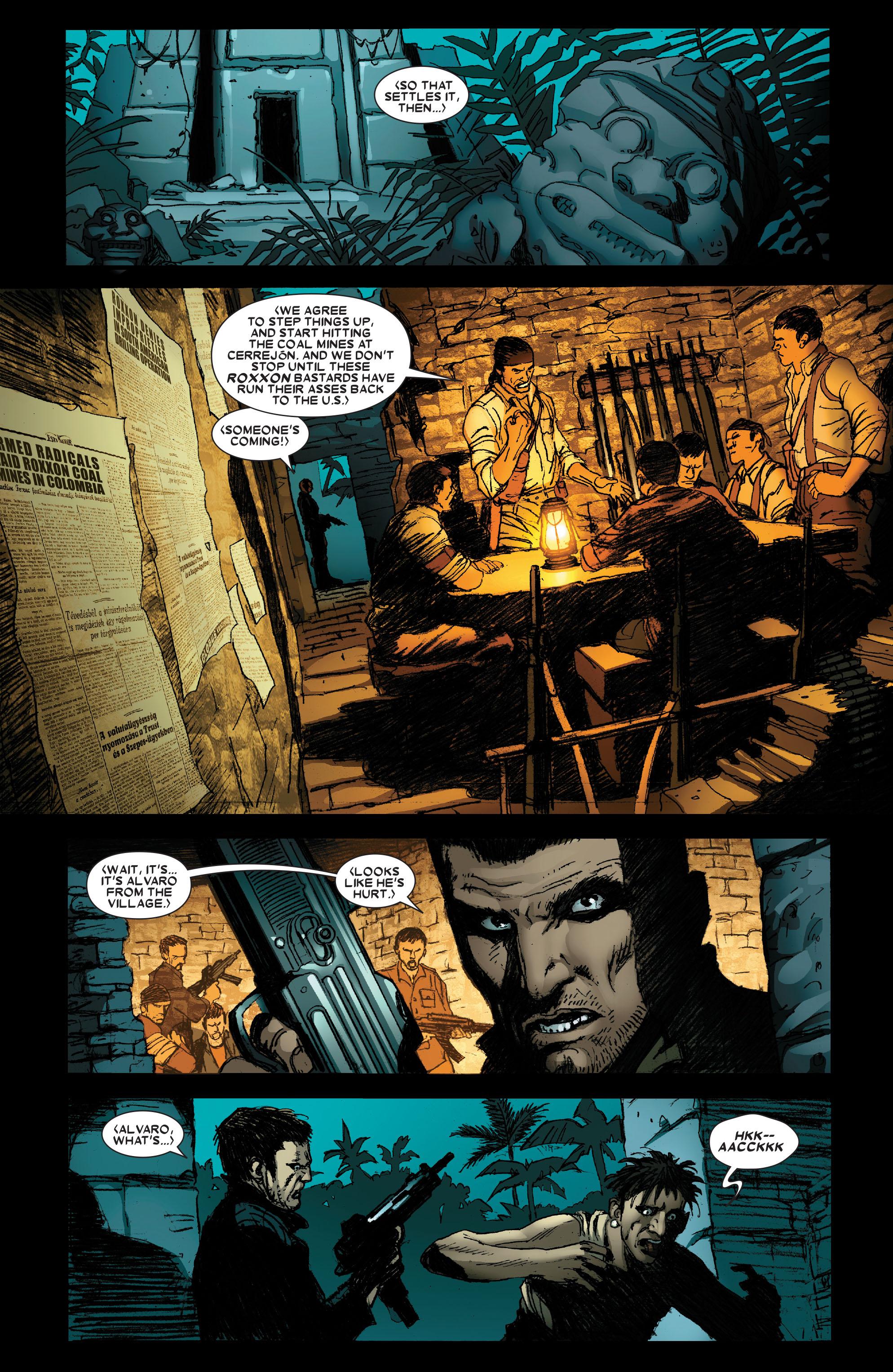 Wolverine: Weapon X #1 #16 - English 6