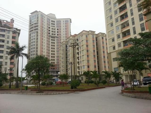 Khu đô thị Resco Cổ Nhuế Phạm Văn Đồng