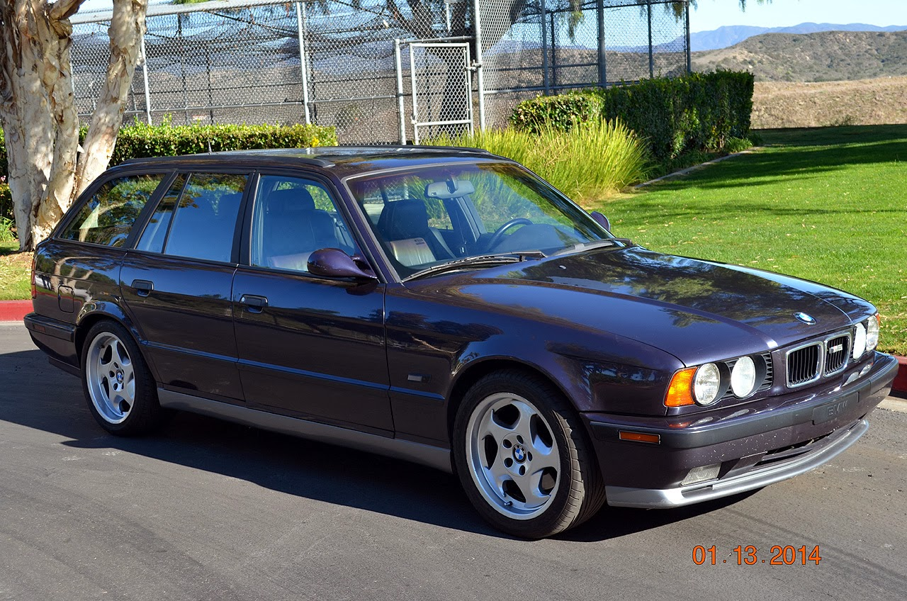 daily turismo 20k fortified whine 1994 bmw m5 touring. Black Bedroom Furniture Sets. Home Design Ideas