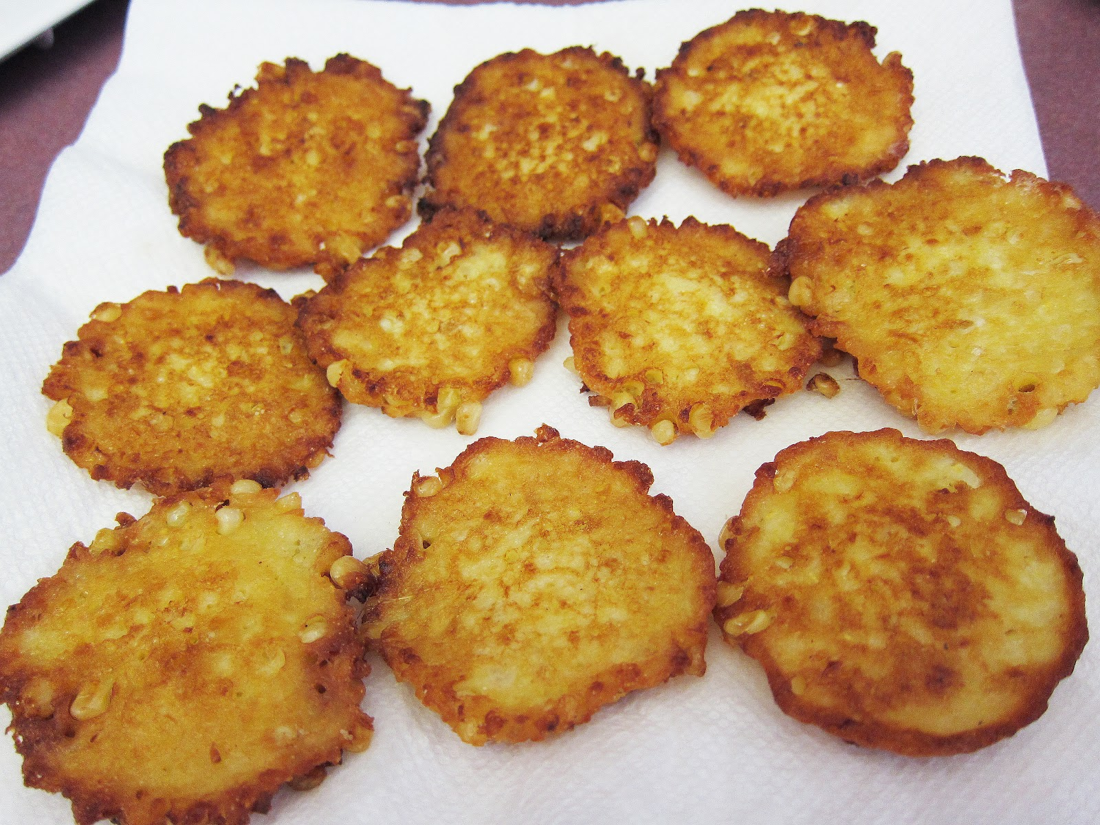 Bloatal Recall: Corn Fritters