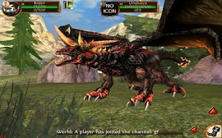 Game Android Midgard Rising 3D APK+DATA