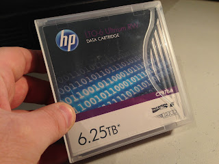 HP LTO 6 - Backup Your Data Using The Latest Technology