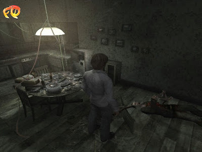 Silent Hill 4 The Room Türkçe İndir