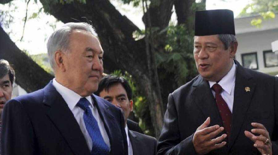 presiden-sby-dan-presiden-kazakhstan