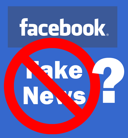 Facebook has added the ability to tag a post as fake news