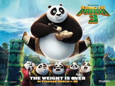 Dreamworks Kung Fu Panda 3